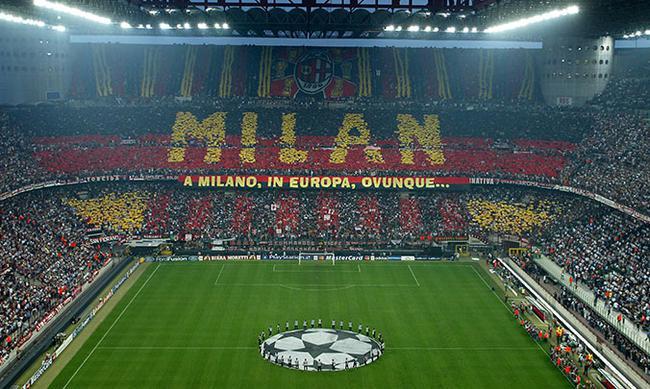 米兰双雄合建新球场板上钉钉 投6亿欧将有6万座位