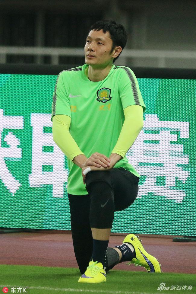 杨智:想为国安能踢几年就踢几年 受伤后曾哭过