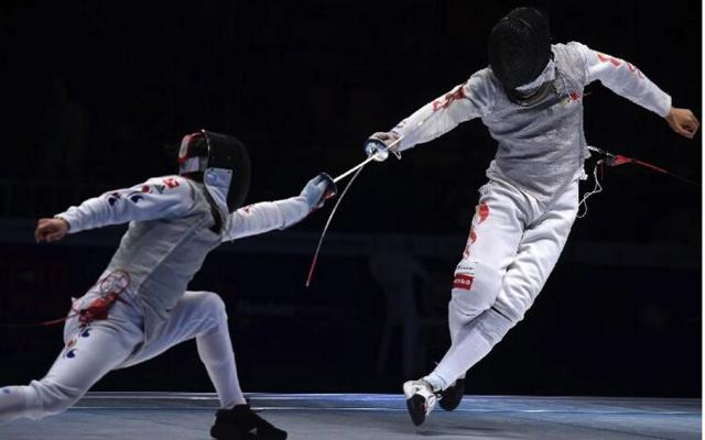 男花已无缘奥运 明年4月中国剑手剩最后一次机会