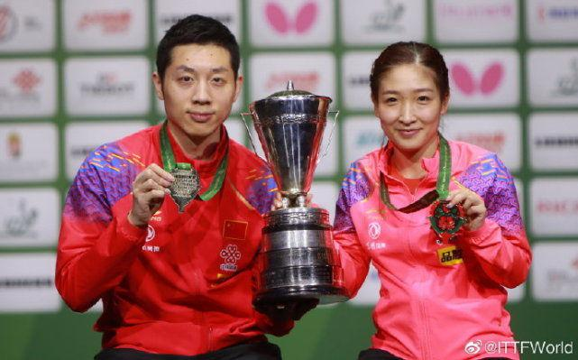 国乒奥运阵容已定将适时公布 最好最被认可的出征