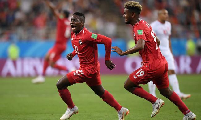 世界杯-第2500球+核心传射 突尼斯2-1逆转巴拿马