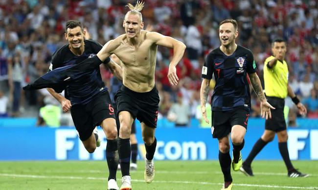 世界杯-加时反超后被追平 克罗地亚点球4-3俄罗斯