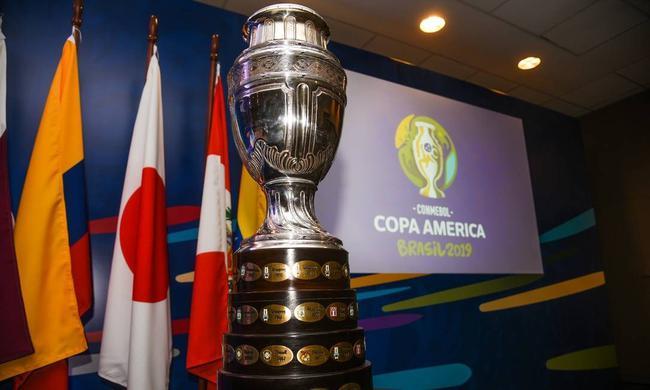中国不参加2020年美洲杯
