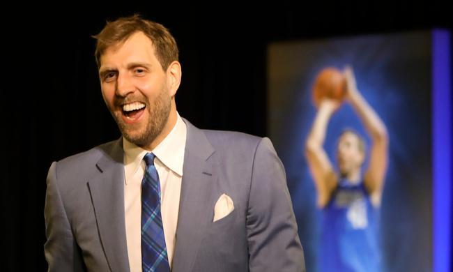 德克:身高掩盖了我发胖的事实 还没想念篮球