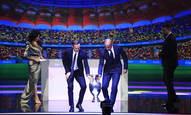 若昂-马里奥和卡瓦略携欧洲杯出场
