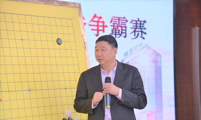 中国围棋棋圣战历届盘点:溪口杯收官战俞斌夺冠