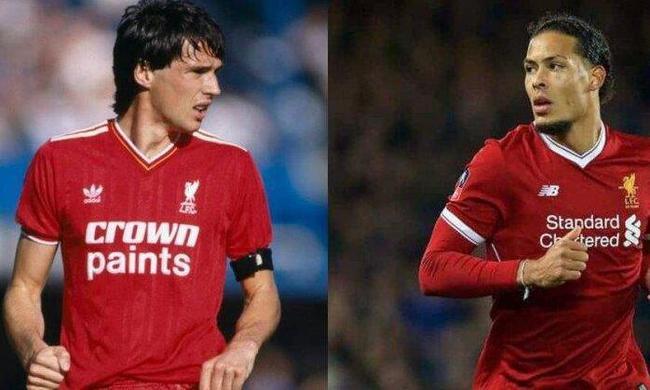 传奇:利物浦有一中卫可匹敌范戴克 他俩难分高下