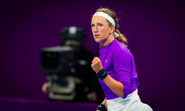 WTA多哈站阿扎穆古鲁扎首战告捷 奥斯塔彭科横扫