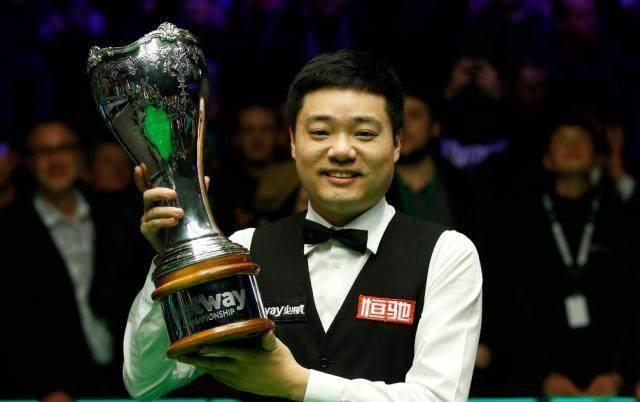 丁俊晖赛季总结:收获37.1万英镑 英锦赛破冠军荒