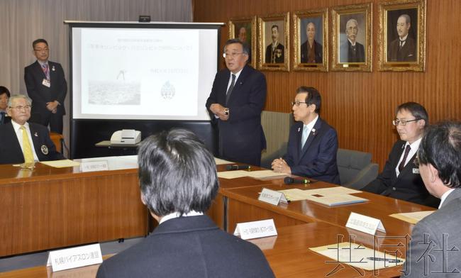札幌欲以马拉松带动冬奥会申办 努力提升支持率