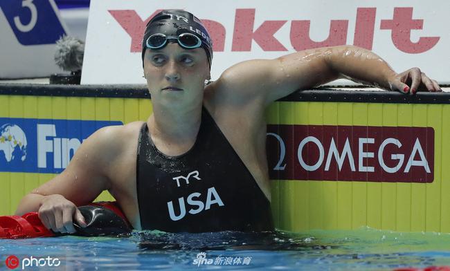 2019泳坛:14项世界纪录告破 不败女王被拉下神坛