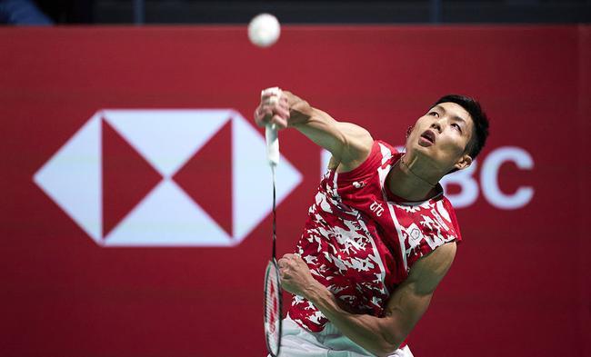 丹麦赛周天成完胜丹麦小将 携手安东森晋级16强