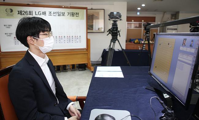 韓國棋手李昌錫