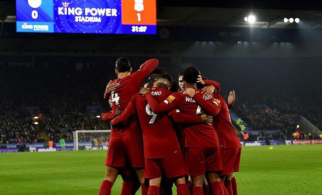 利物浦庆祝破僵局