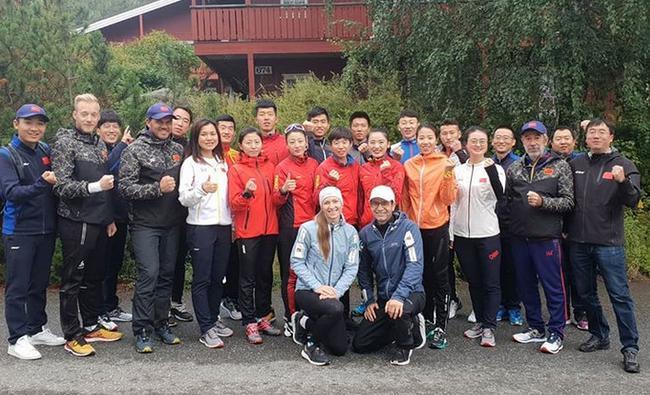 冬奥8金传奇入主中国冬季两项队 妻子执教女队