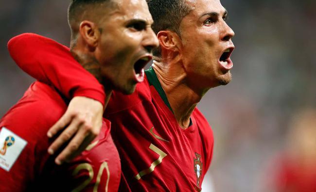 世界杯-C罗失点 葡萄牙补时被追平1-1获小组第二