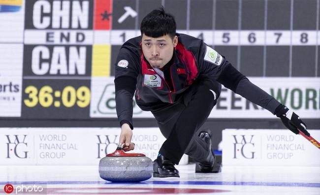 男子冰壶世锦赛中国队不敌加拿大 三战仍难求一胜_亚博