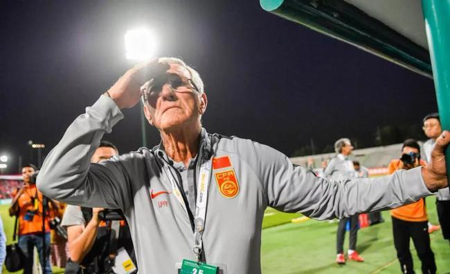 【热文】回看中国足球这一年:南!这些大事件您还记得吗?