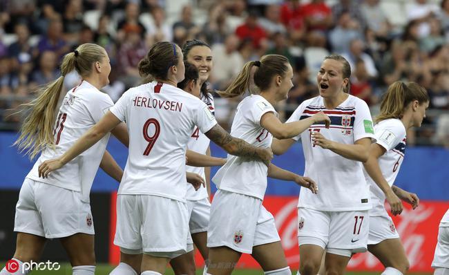 挪威击败韩国