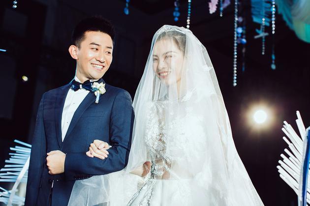 吴敏霞大婚