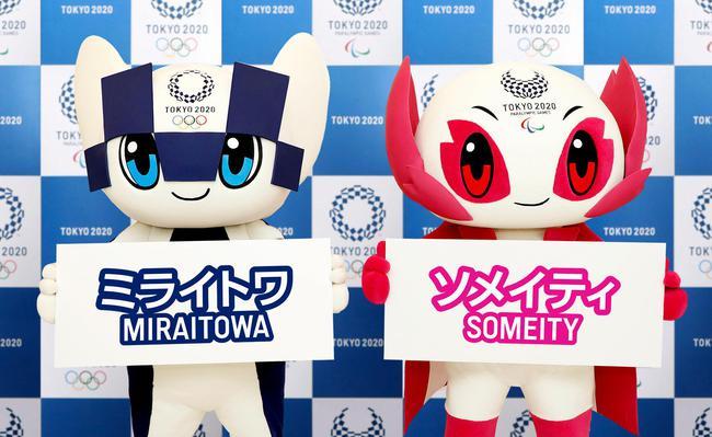奥运会和残奥会吉祥物
