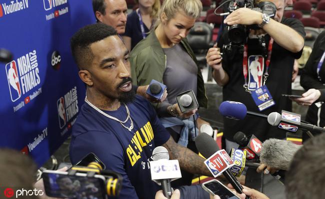 CBA江苏队160万美元报价JR被拒!他还在等NBA?