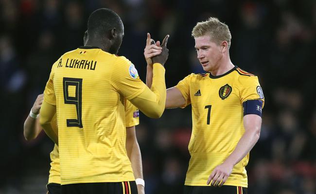 比利时全胜领跑
