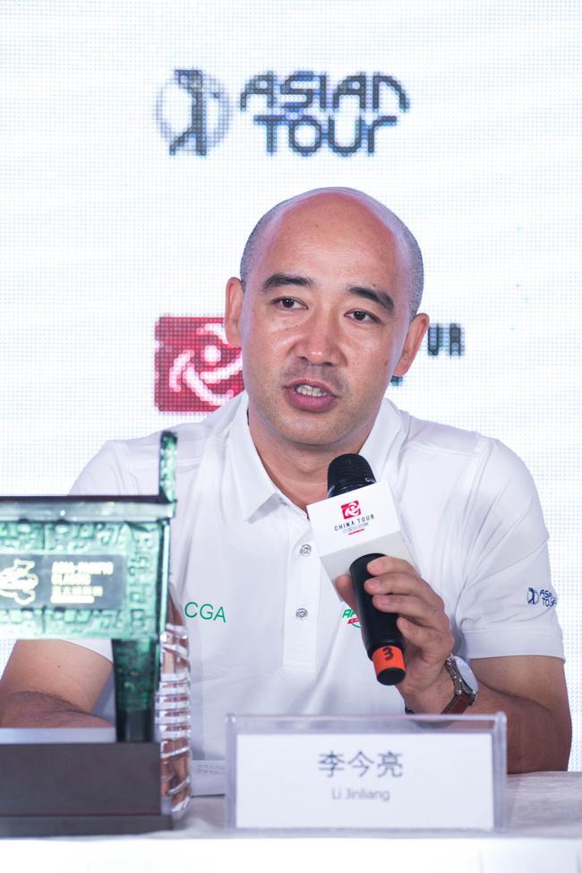 亚太精英赛将战 亚巡与中国球手在郑州圣安争锋
