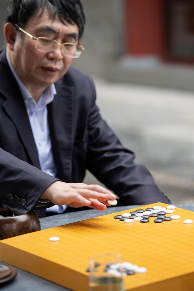 围棋史上的7月23日:聂卫平刻骨铭心的惨败