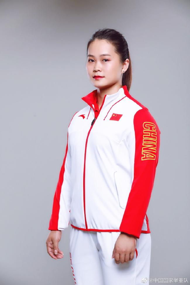 奥运冠军邓薇