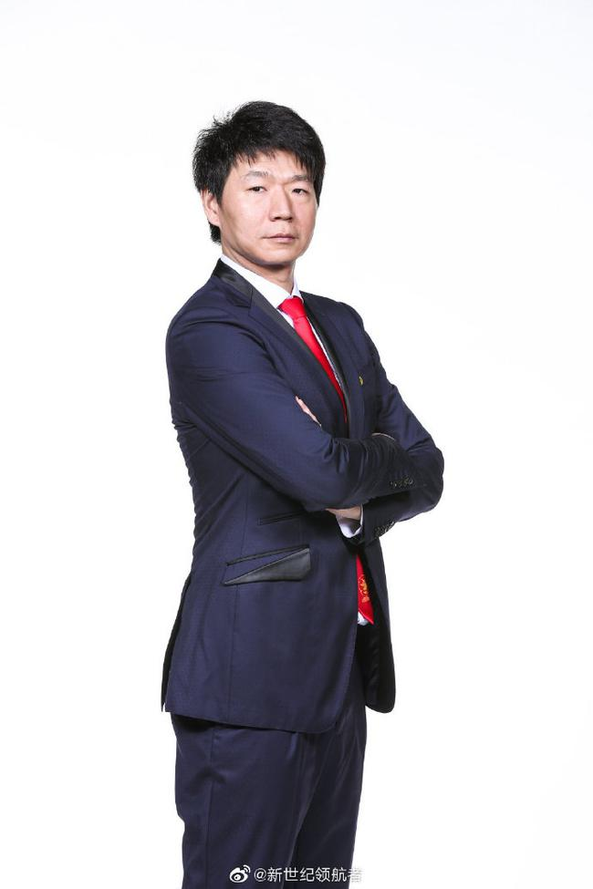 【官方公告】邱彪出任深圳领航者男篮主教练