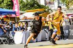 中国篮协三人部派队支持2019年3X3黄金联赛总决赛