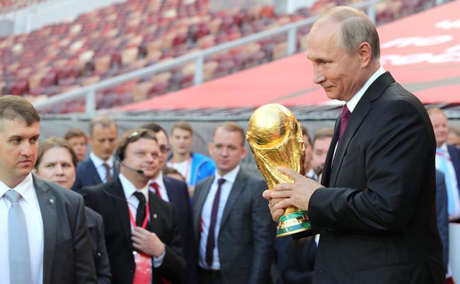 世界杯即将打响