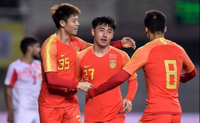 国奥珠海四国赛首仗取胜塔吉克