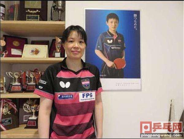 张本智和母亲张凌至今保留中国籍