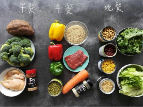 放假在家做饭 健身餐怎么吃才算营养搭配均衡?