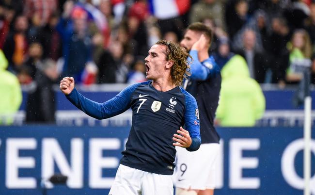 法国主场1-1冷平