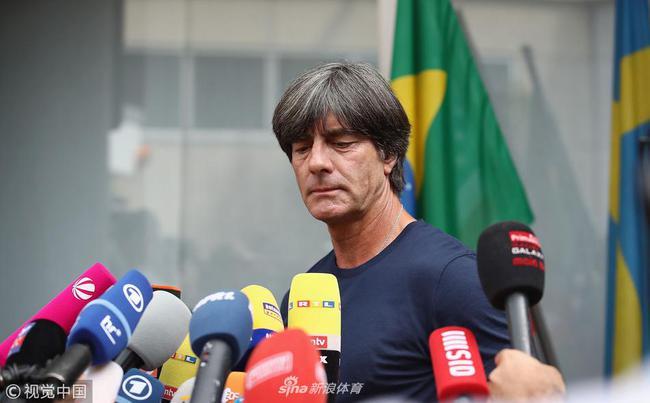 勒夫:就算世界杯带了萨内 德国队也会被淘汰