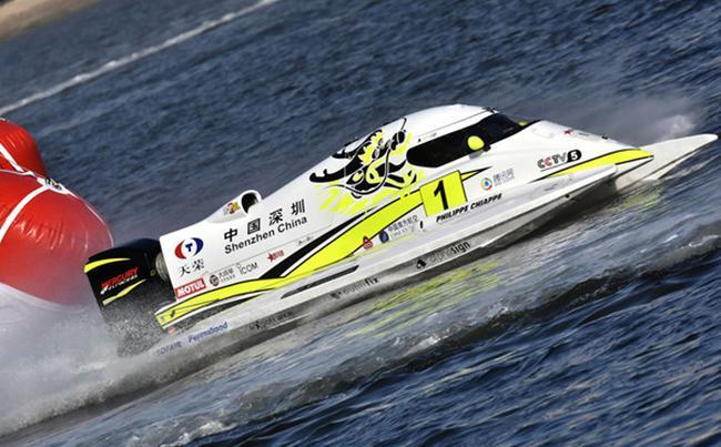 中国天荣F1摩托艇队将首度在襄阳主场作战,冲击2018赛季世界冠军