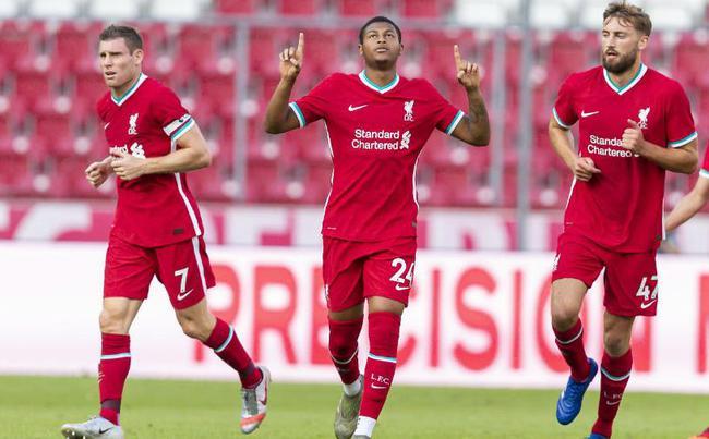 利物浦2-2战平