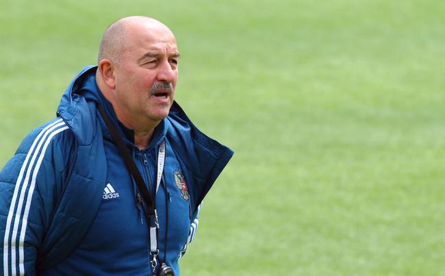 俄主帅切尔切索夫称球队目标和巴西德国是一样的