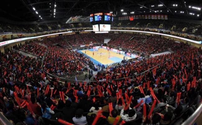 五棵松见证了北京篮球的艳丽