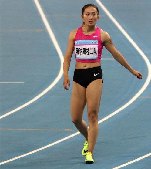 冠军赛孔令微百米创亚洲最佳 江亨南男子百米夺冠