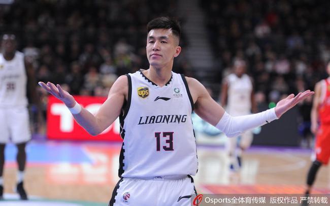 郭艾伦24分韩德君14+11 辽宁赛季4杀横扫广州