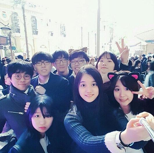 ▲ 在韩国围棋国家队的回忆