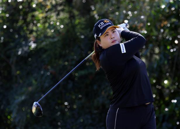 LPGA最佳球员奖朴仁妃领先金世煐 姜孝林也有机会