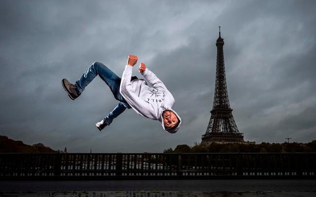 街舞有望进入2024年巴黎奥运会