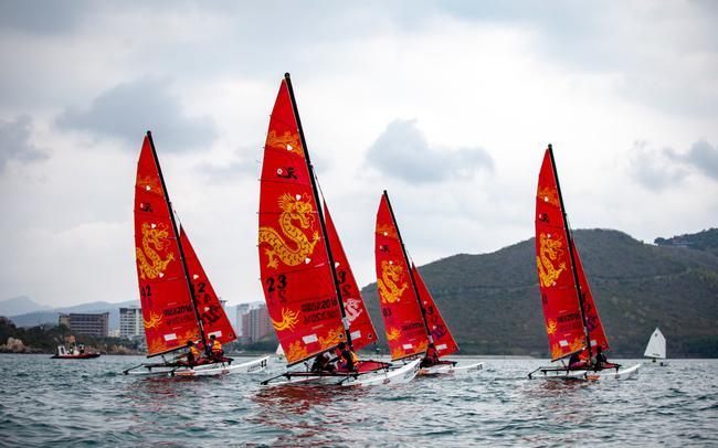 第十届海帆赛OP帆船邀请赛及Hobie16精英赛落幕