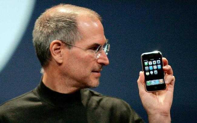 蘋果手機作爲先驅者,改變了人們的生活方式