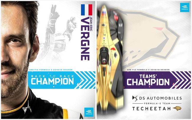 维尔格尼车手冠军、DS钛麒车队车队冠军